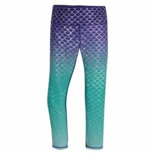 OH MY DISNEY Little Mermaid LADIES LEGGINGS S